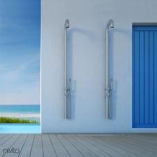 Op de muur gemonteerd indoor douche outdoor douche