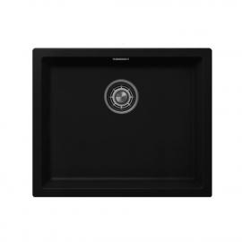 Zwart Keuken Bekken - Nivito CU-500-GR-BL