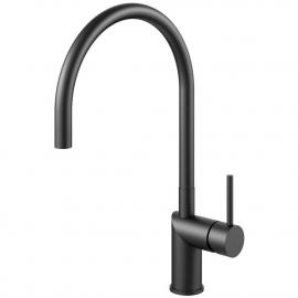 Zwart Keukenmengkraan - Nivito RH-120