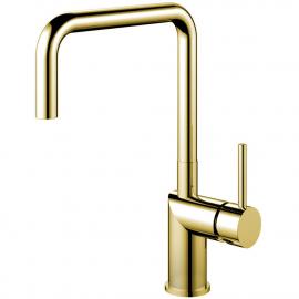 Brass/Gold Keukenmengkraan - Nivito RH-360