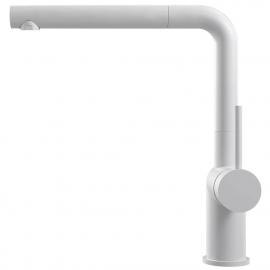 Wit Keukenkraan Uittrekbare slang - Nivito RH-630-EX