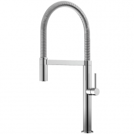 Keukenmengkraan Uittrekbare slang - Nivito SH-110